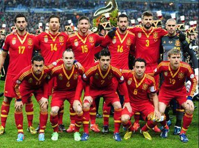 الإعلان عن لائحة إسبانيا المبدئية لكأس العالم
