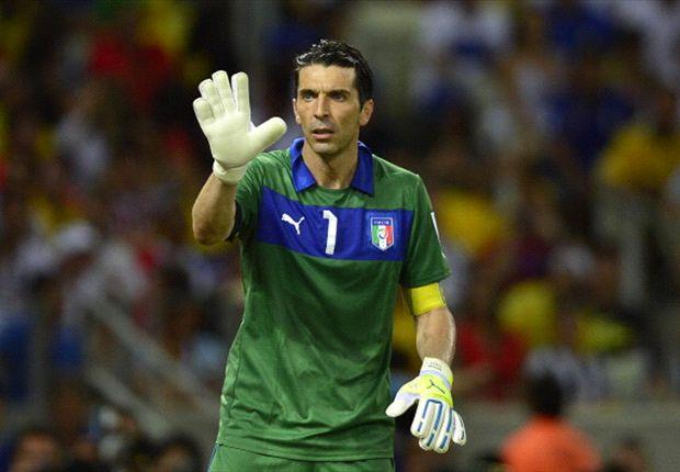 بوفون: منتخب إيطاليا يتفوق بمراحل على نظيره الإنجليزي