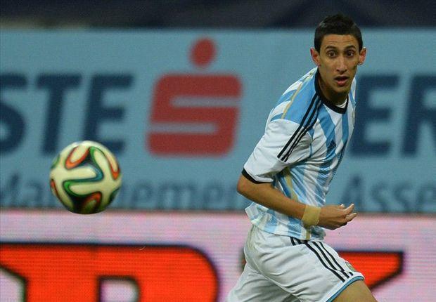 دي ماريا: أي شيء باستثناء الفوز بالمونديال يعد فشلاً للأرجنتين!