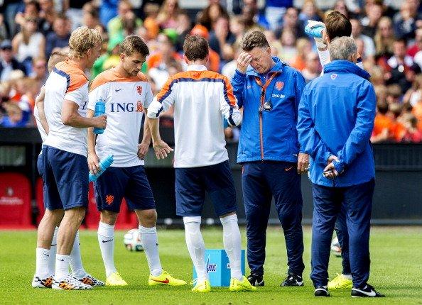 الإعلان عن قائمة هولندا النهائية لكأس العالم