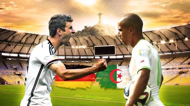 تشكيلتا الجزائر وألمانيا المتوقعتان