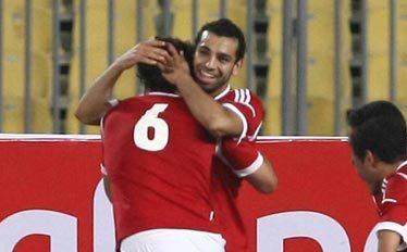 مصر تتعادل مع جامايكا 2-2