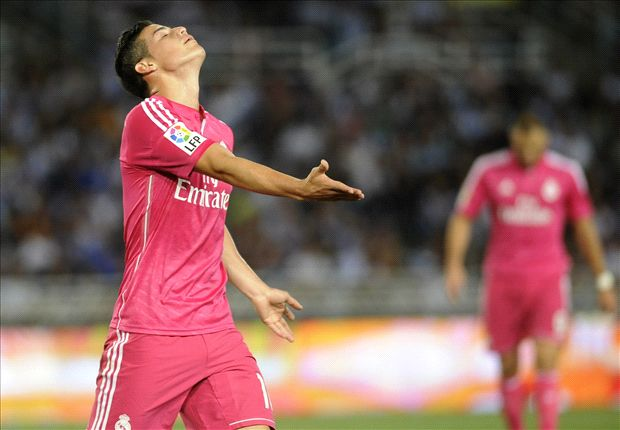 سوسييداد يصعق ضيفه ريال مدريد