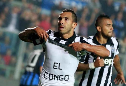 يوفنتوس يفوز على أتالانتا بأهداف تيفيز وموراتا