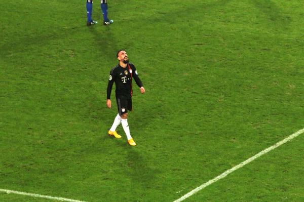 بايرن ميونخ يتغلب على هامبورغ في كأس ألمانيا