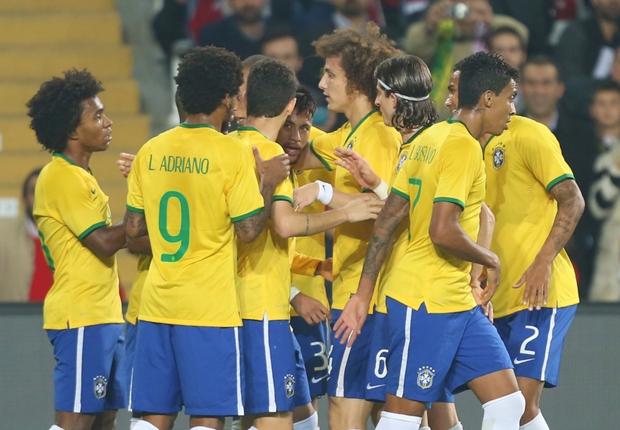 البرازيل تحقق فوزاً عسيراً على النمسا