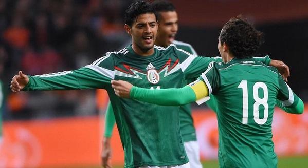 المكسيك تعمق جراح هولندا ودياً