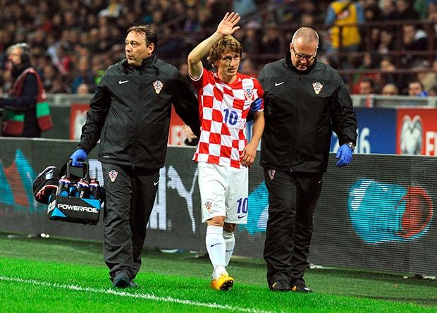 الإصابة تحرم مودريتش من المشاركة في كأس العالم للأندية