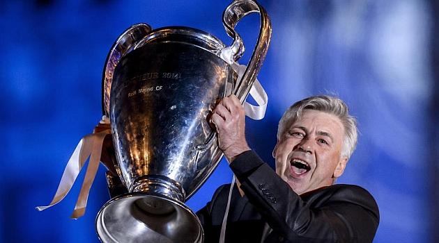 أنشيلوتي يصنع التاريخ مع ريال مدريد