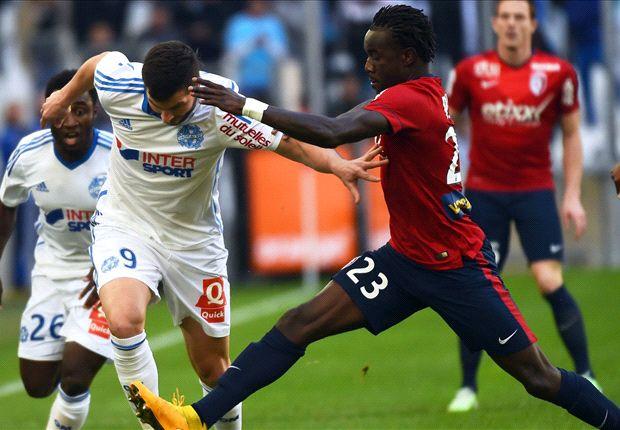 مرسيليا يهزم ليل وينفرد في صدارة الدوري الفرنسي