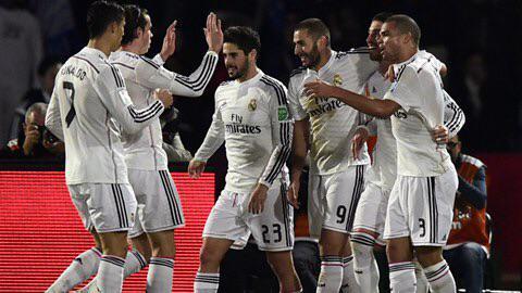 ريال مدريد يفوز بكأس العالم للأندية