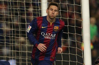 ميسي يقود برشلونة للتغلب على أتلتيكو مدريد
