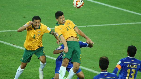استراليا تقص شريط افتتاح بطولة كأس آسيا بفوز كبير على الكويت