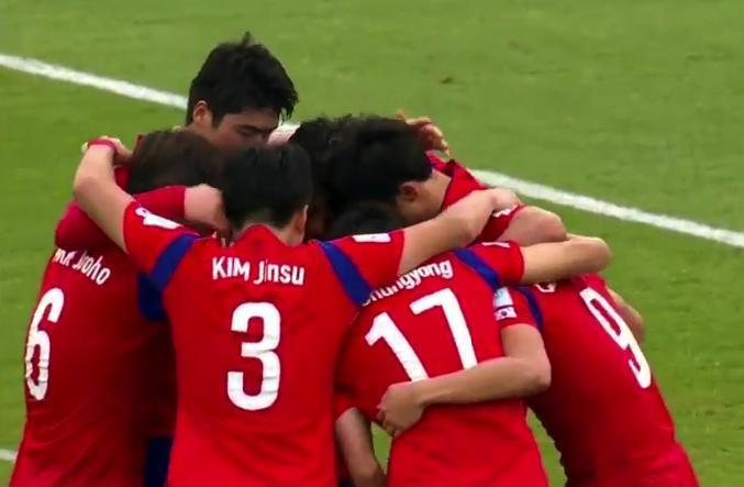 كوريا الجنوبية تحقق المطلوب وتتغلب على عمان