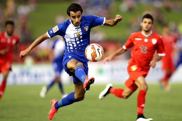 عمان تتغلب على الكويت