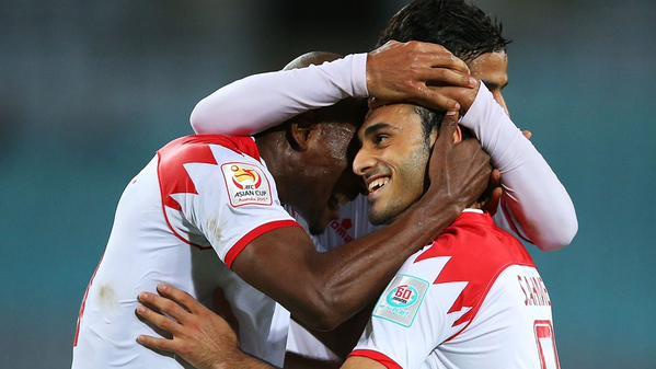 البحرين تحقق انتصاراً معنوياً على قطر