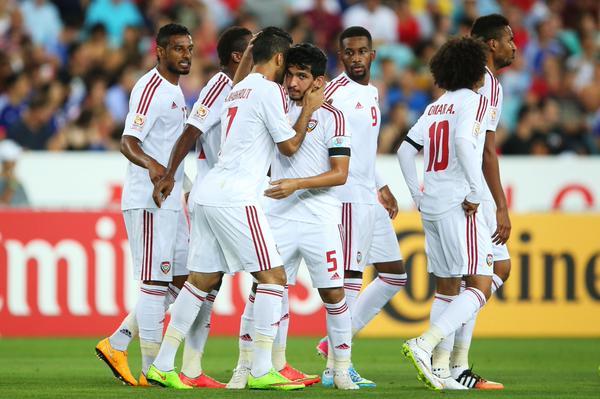 الإمارات تضرب موعداً مع استراليا في نصف نهائي كأس آسيا