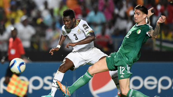 الجزائر تسقط أمام غانا