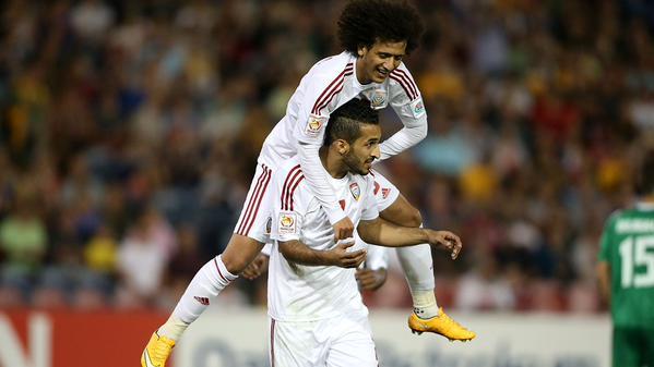 الإمارات تفوز بالمركز الثالث في كأس آسيا على حساب العراق