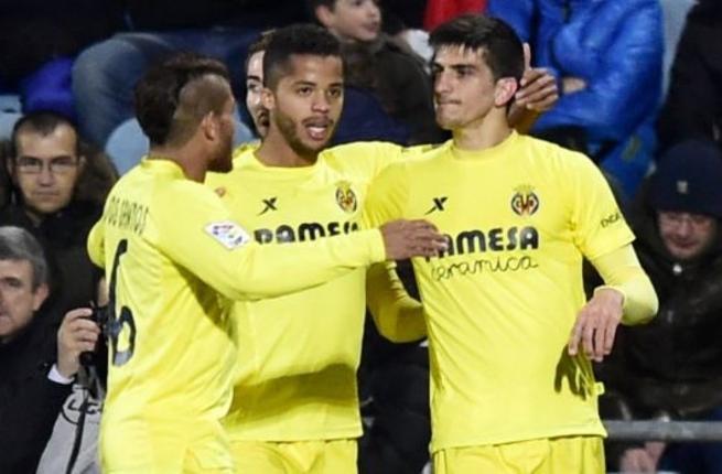 فياريال يتأهل لملاقاة برشلونة في نصف نهائي كأس إسبانيا