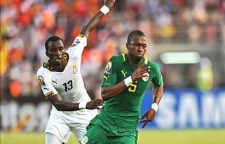 غانا تخسر أمام السنغال
