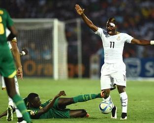 السنغال وجنوب إفريقيا يرضيان بالتعادل