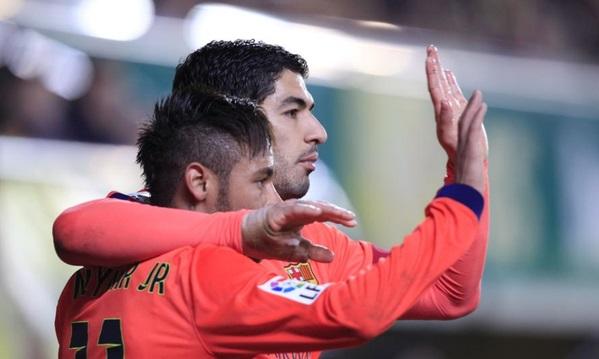 برشلونة يتأهل إلى نهائي كأس ملك إسبانيا