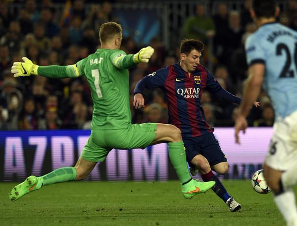 فيديو: برشلونة يجدد فوزه على بطل إنجلترا