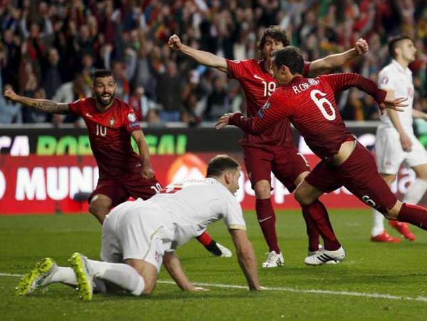 فيديو: فوز صعب للبرتغال على صربيا