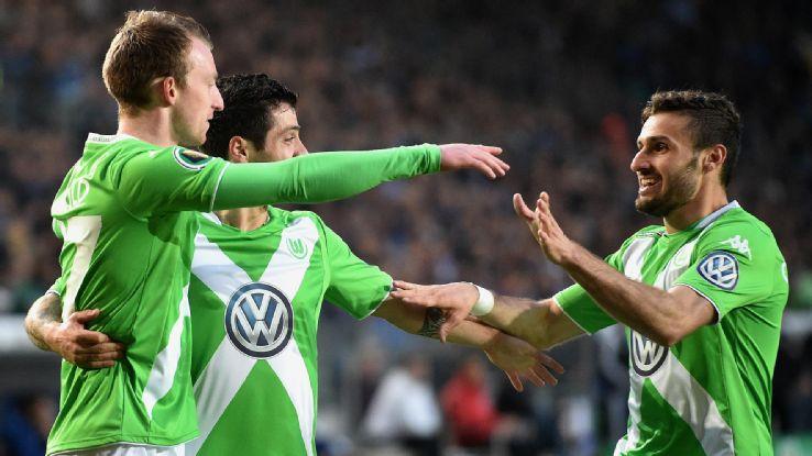فيديو: فولفسبورغ يسحق بيليفيلد ويتأهل لنهائي كأس ألمانيا