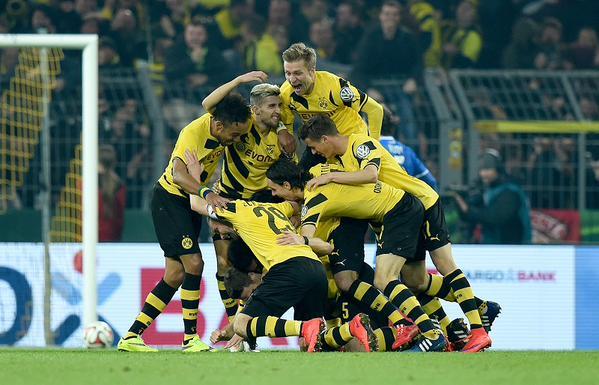 فيديو: دورتموند يتجاوز هوفنهايم بصعوبة في كأس ألمانيا