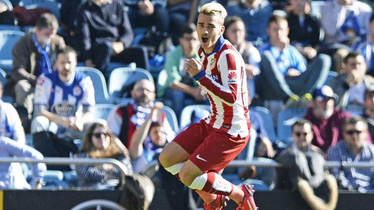 فيديو: أتلتيكو مدريد يتغلب على ديبورتيفو