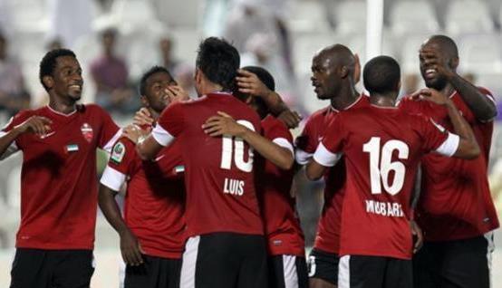 فيديو: الأهلي الإماراتي ينتزع بطاقة التأهل بالفوز على تراكتور