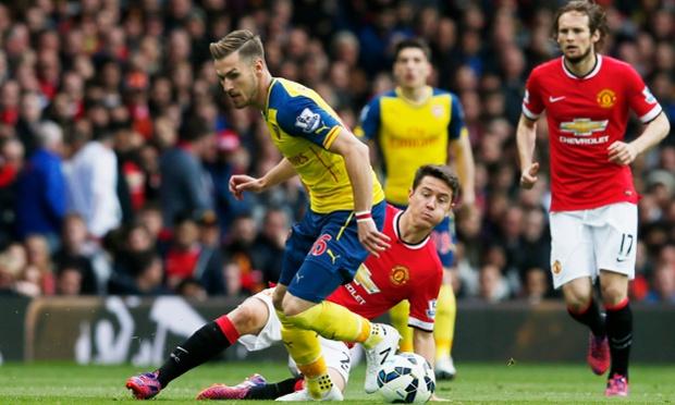 فيديو: مانشستر يونايتد يتعادل مع آرسنال قمة الدوري الإنجليزي
