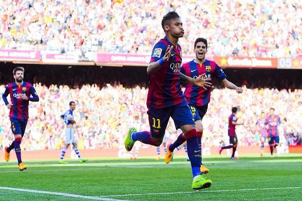 فيديو: برشلونة يتفوق على سوسييداد