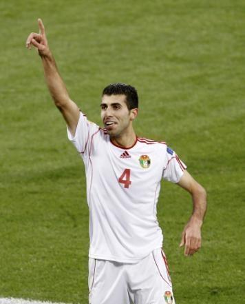 الأردني بهاء عبد الرحمن يوقع لنجران السعودي