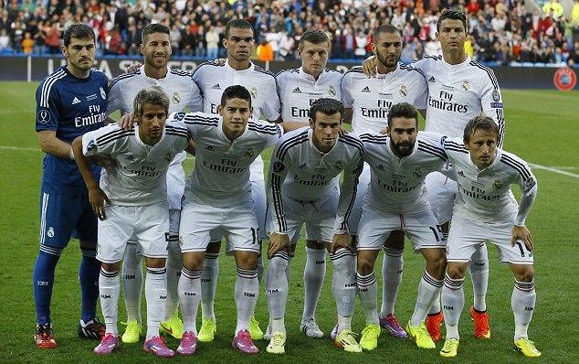 ريال مدريد الأفضل أوروبياً رغم ثلاثية برشلونة