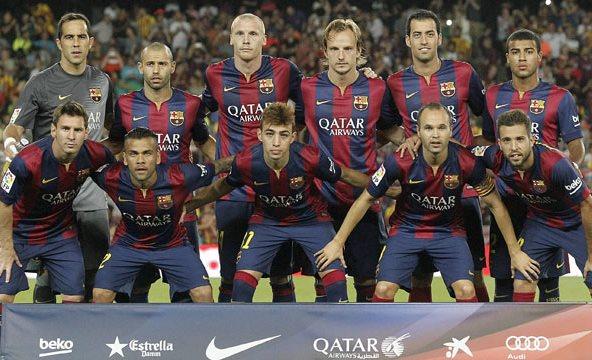 نجوم برشلونة الأعلى قيمة في الدوريات الأوروبية