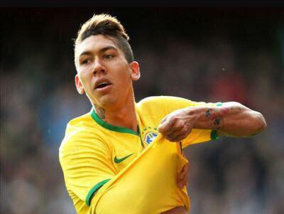 رسمياً : ليفربول يتعاقد مع البرازيلي فيرمينو