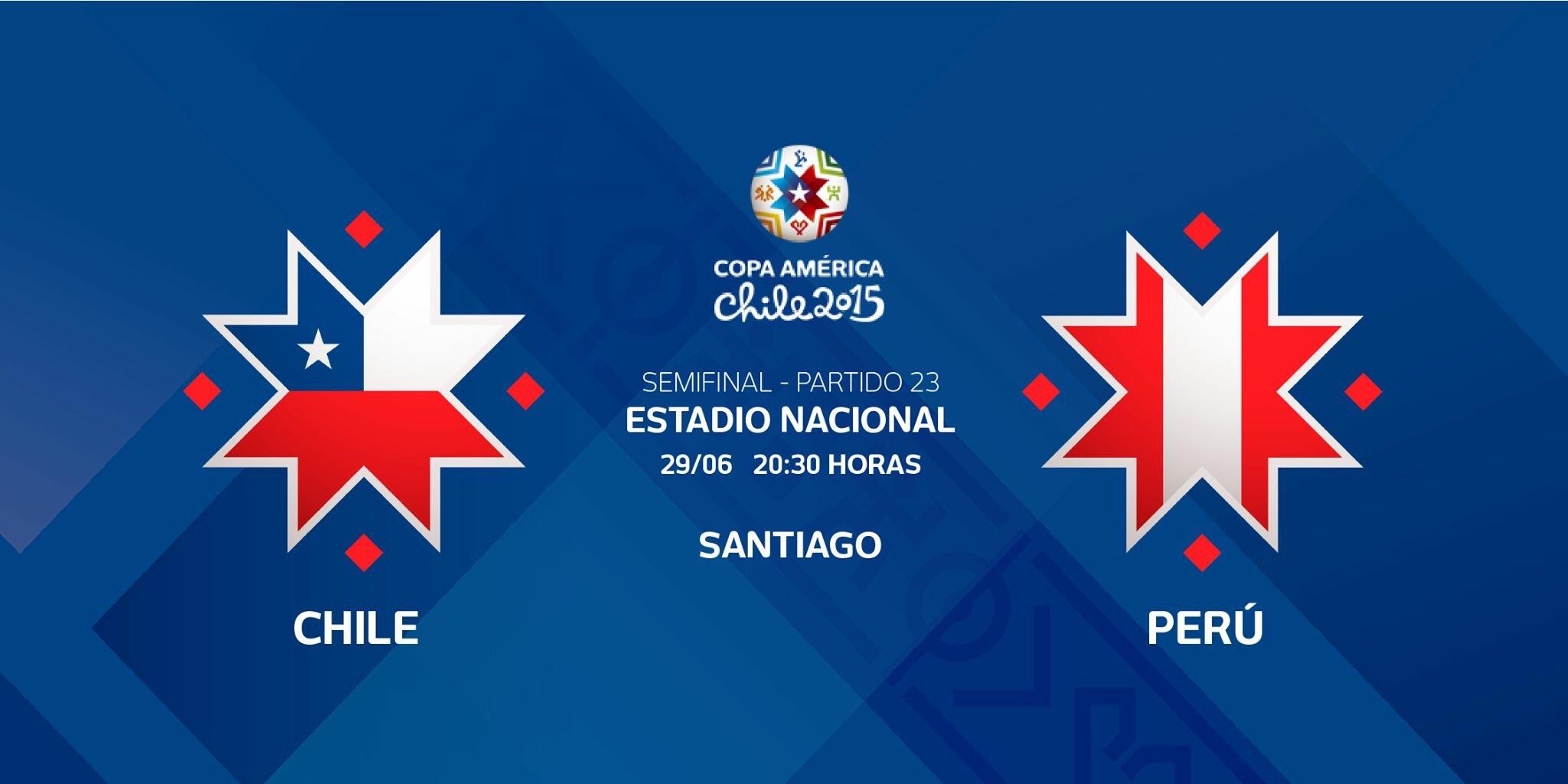 تقديم: تشيلي في مواجهة بيرو مفاجأة البطولة