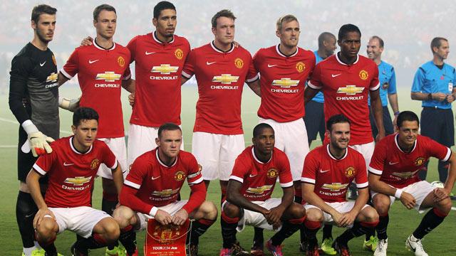 مانشستر يونايتد العلامة التجارية الأغلى في عالم كرة القدم
