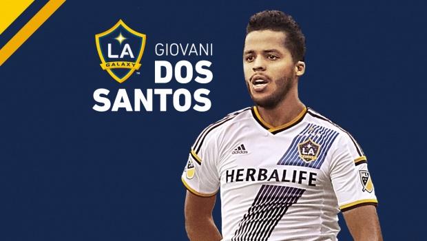 المكسيكي دوس سانتوس ينتقل الى الدوري الامريكي