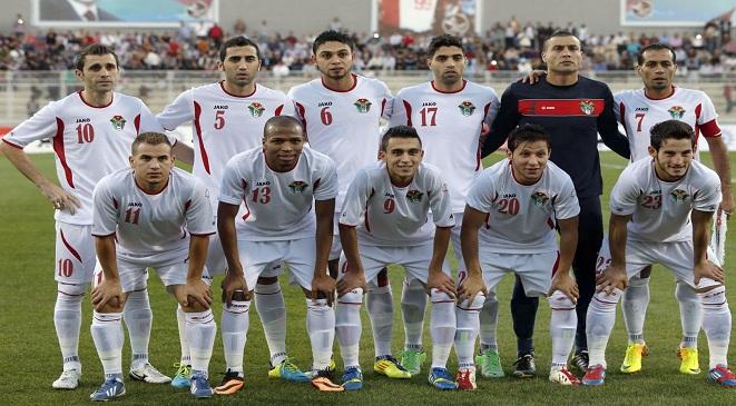 منتخب الأردن يقفز 11 مركزاً في تصنيف الفيفا