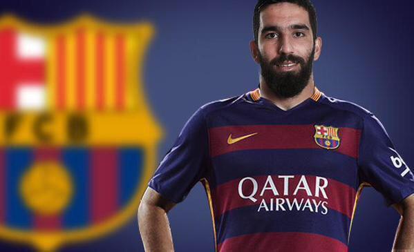 رسمياً: آردا توران ينتقل إلى برشلونة