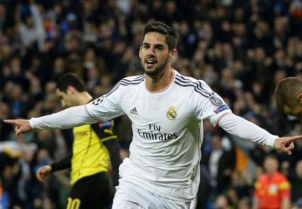 ريال مدريد يرفض التفريط بايسكو لصالح تشلسي