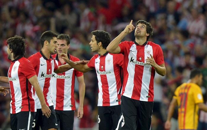 بالفيديو: بيلباو يقسو على برشلونة ويقترب من لقب السوبر الإسباني
