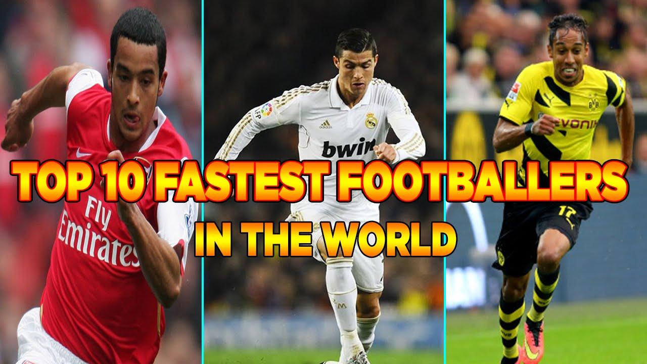 بالفيديو: تعرف على أسرع 10 لاعبين كرة قدم فى العالم 2015