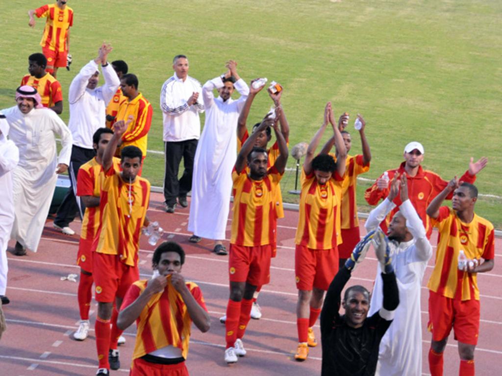 القادسية يفوز على الفيصلي 1-0 في الدوري السعودي