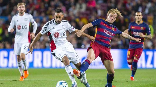 بالفيديو: برشلونة يحول تأخره أمام ليفركوزن لفوز قاتل