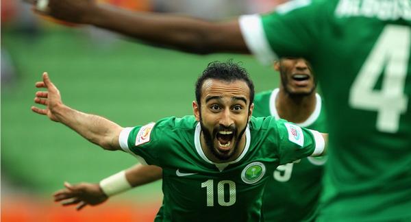 أهداف مباراة السعودية وماليزيا 2-1 تصفيات كأس العالم 2018